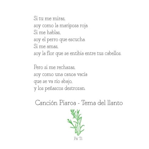 Canción-Piaroa